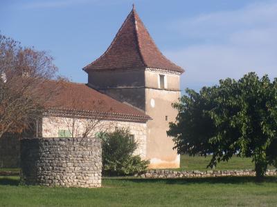 Bei La Capelle Sainte-Lucie
