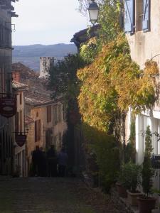 In Cordes-sur-Ciel