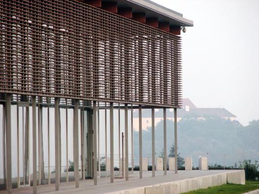 21. Jh, Architektur, Brno, Tschechien