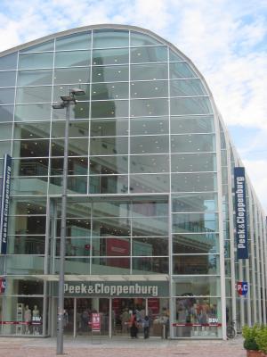 21. Jh, Architektur, Chemnitz