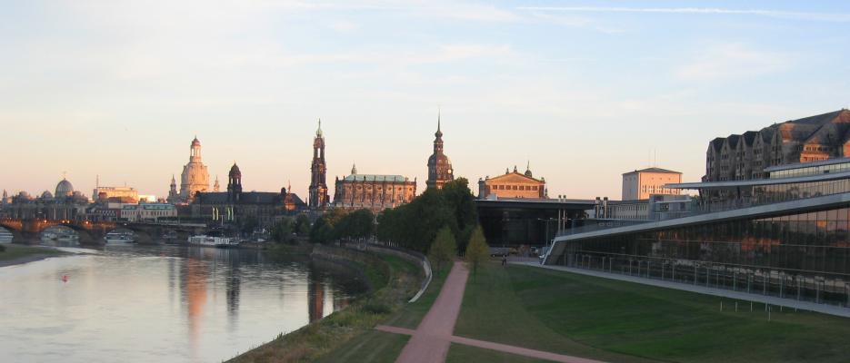 Altstadt, Architektur, Dresden
