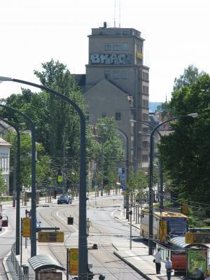 Architektur, Dresden, Neustadt