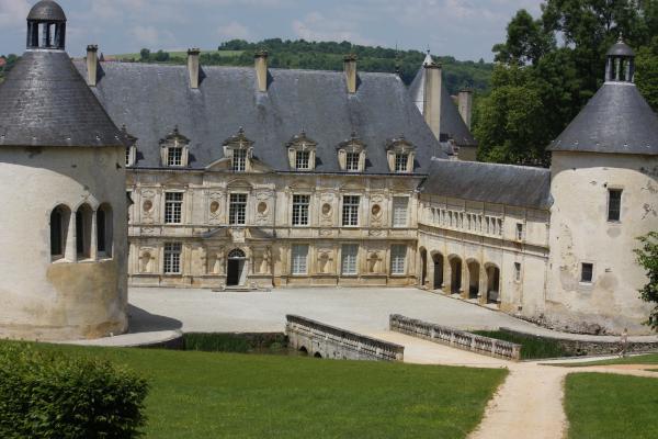 Burgund, Bussy-Rabutin, Frankreich, Renaissance