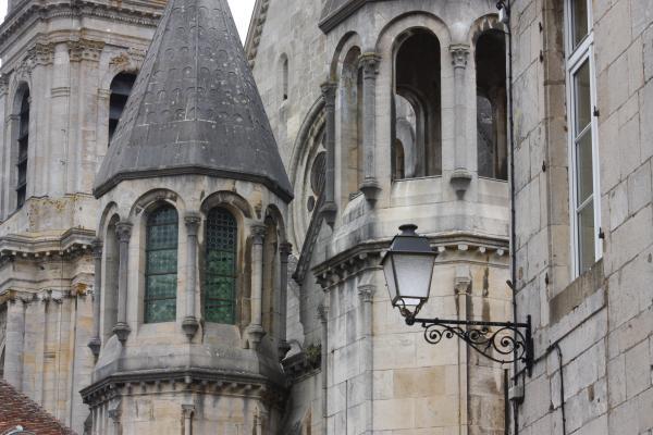 Champagne, Frankreich, Kirche, Langres