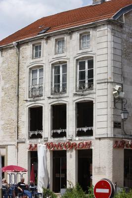 Architektur, Champagne, Chaumont, Frankreich, Glas, mies bzw schlecht