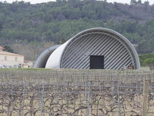 Aix-en-Provence, Frankreich, Jean Nouvel, La Coste, Provence-Alpes-Côte d'Azur, Wein