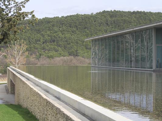 Aix-en-Provence, Frankreich, La Coste, Provence-Alpes-Côte d'Azur, Tadao Ando, Wein