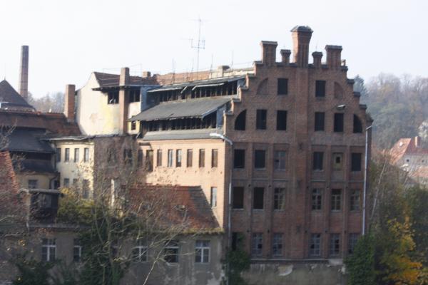 Altstadt, Architektur, Görlitz, Oberlausitz, Schlesien, verfallen