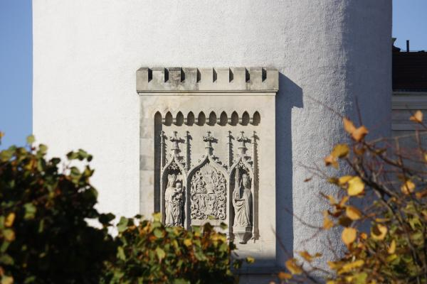 Architektur, Dicker Turm, Görlitz, Oberlausitz, Schlesien
