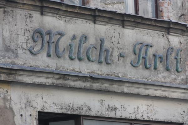 Architektur, Görlitz, Oberlausitz, Schlesien, Verfalllen