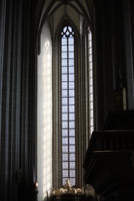 Altstadt, Architektur, Fenster, Görlitz, Oberlausitz, Peterskirche, Schlesien