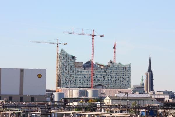 Elbphilharmonie, Hafen, Hamburg, Herzog & de Meuron