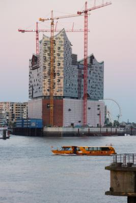 Elbphilharmonie, Hamburg, Herzog & de Meuron