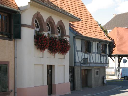 farbig, farbig, Frankreich, Molsheim, Styles