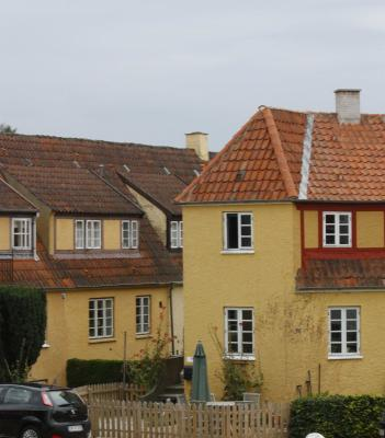 Architektur, Dänemark, Odense