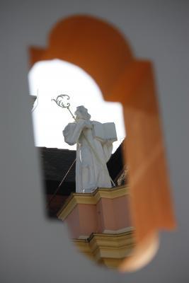 Architektur, Kloster, Kloster St. Marienthal, Ostritz, verwendet in|Kalender 2010, Zittau