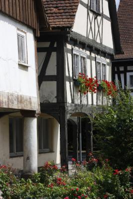 Architektur, Umgebinde, Zittau