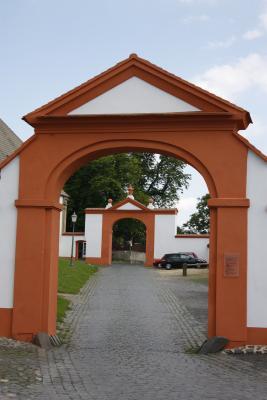 Architektur, Kloster, Kloster St. Marienthal, Ostritz, Zittau