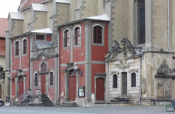 Architektur, Barock, Kirche, Zittau