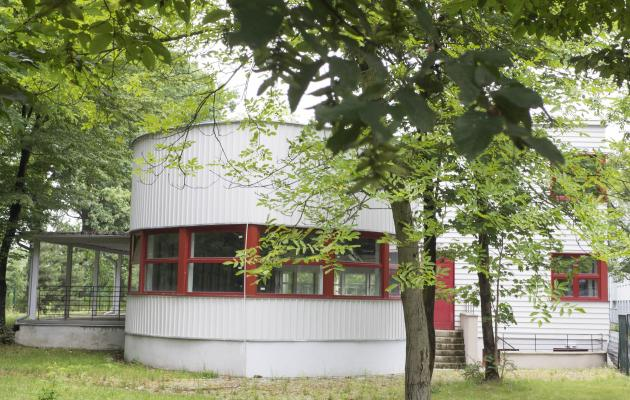 Architektur, Breslau Wroclaw, Haus des Vereins Naturgemäße Lebens- und Heilweise, Max taubert, 1929, Moderne, Polen
