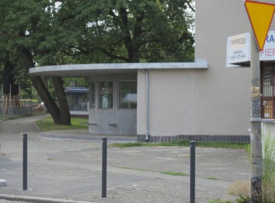 Architektur, Breslau Wroclaw, Laubenganghaus, Paul Heim Albert Kempter, 1929, Moderne, Polen