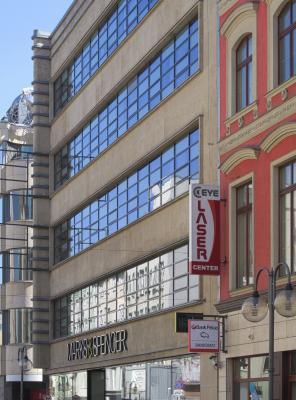 Architektur, Breslau Wroclaw, Geschäftshaus C&A, Sepp Kaiser, 1930-31, Moderne, Polen