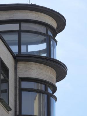 Architektur, Breslau Wroclaw, Erich Mendelsohn, Kaufhaus Rudolf Petersdorff, Erich Mendelsohn, 1927-1928, Moderne, Polen