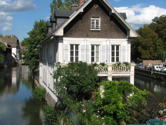 Frankreich, Architektur, Strasbourg