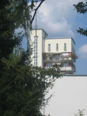 Architektur, Heimstättengebäude, Stuttgart, Weissenhof-Siedlung