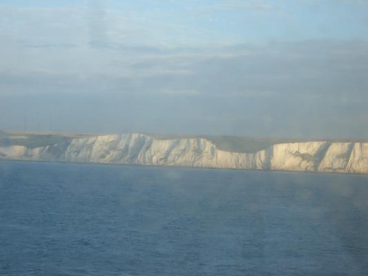 England, London, Manos, Dover