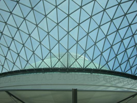 England, London, Manos, British Museum