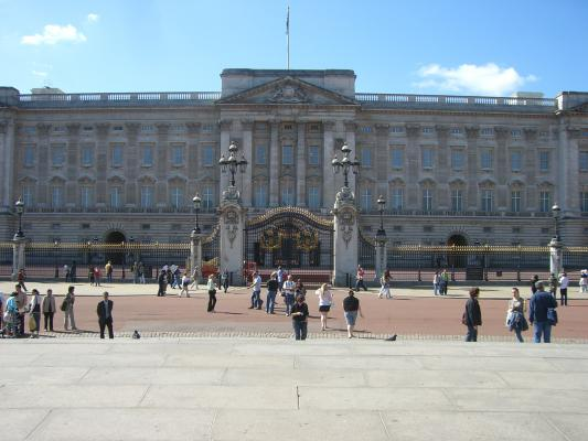 England, London, Manos, Buckingham Palace