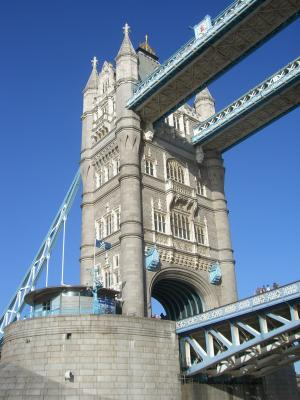 Manos, England, London, Themse, Towerbridge