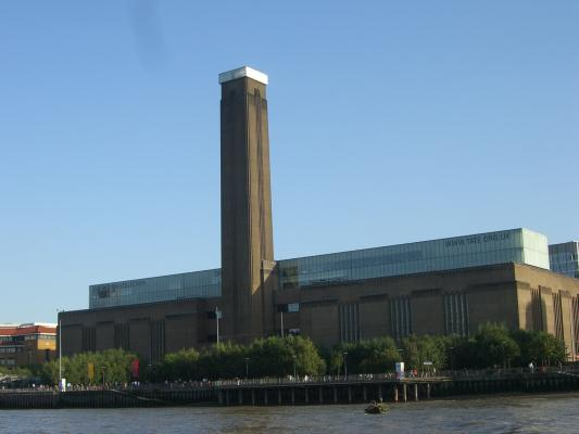 Manos, England, London, Themse, Tate Modern