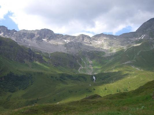 Österreich, Urlaub, Alpen, Hagener Hütte, Mallnitz