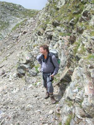 Österreich, Urlaub, Alpen, Kreuzeckgruppe, Hugo-Gerbers-Hütte, Jens