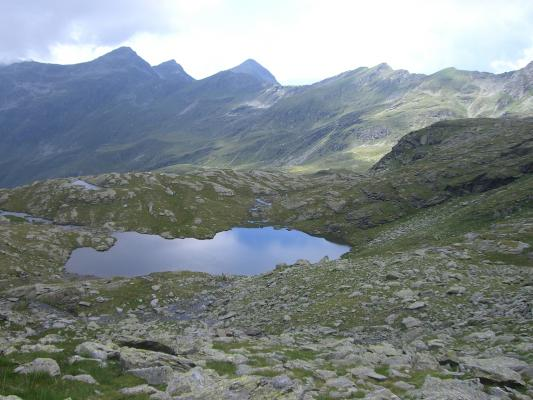 Österreich, Urlaub, Alpen, Kreuzeckgruppe, Hugo-Gerbers-Hütte