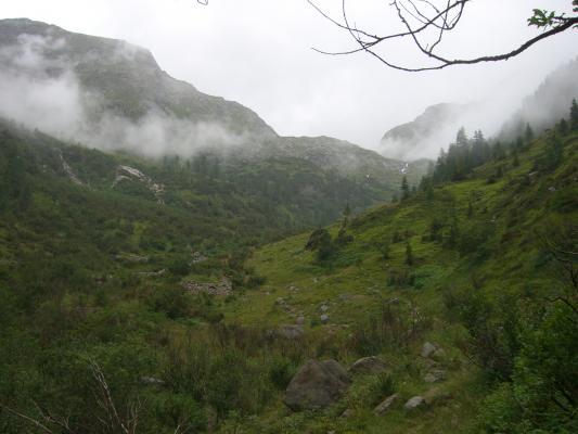 Österreich, Urlaub, Alpen, Wangenitzseetal