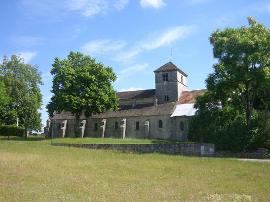 Champagne-Ardenne, Frankreich, Kirche, Vaux-sous-Aubigny