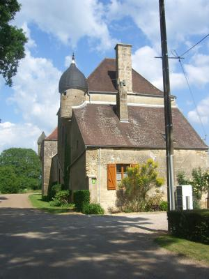 Frankreich, Burgund, Yonne, Sennevoy-le-Bas, Bauernhof