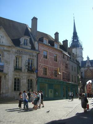 Auxerre, Burgund, Frankreich