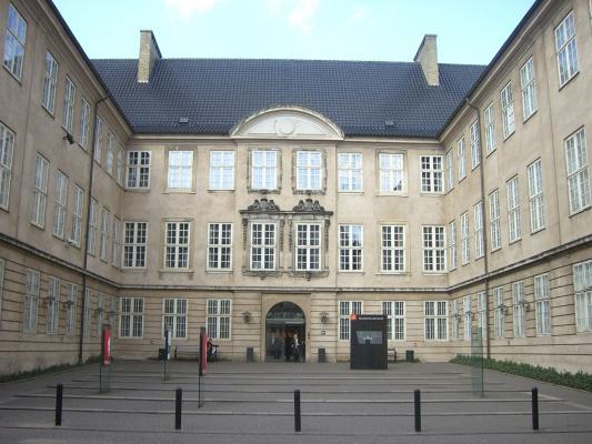 Dänemark, Kopenhagen, Nationalmuseum