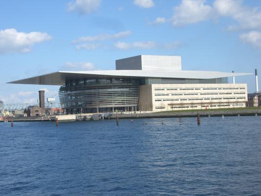 Dänemark, Kopenhagen, Oper
