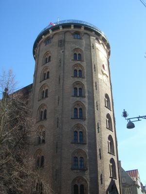 Dänemark, Kopenhagen, Turm