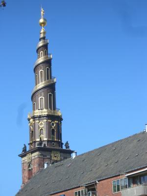 Dänemark, Kirche, Kopenhagen