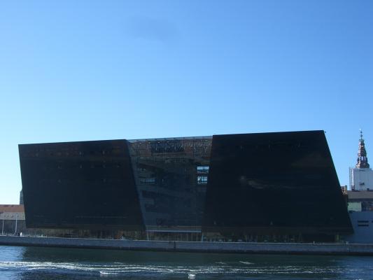 Dänemark, Kopenhagen, Bibliothek