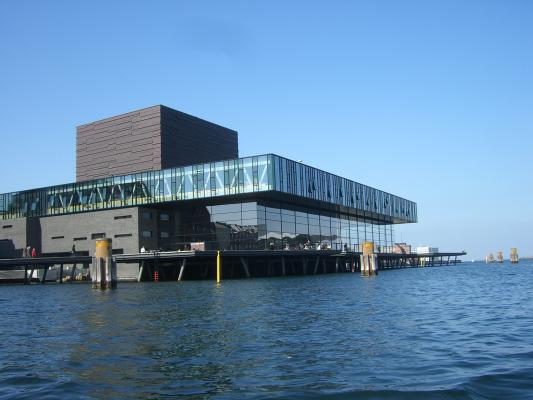 Dänemark, Kopenhagen, Theater