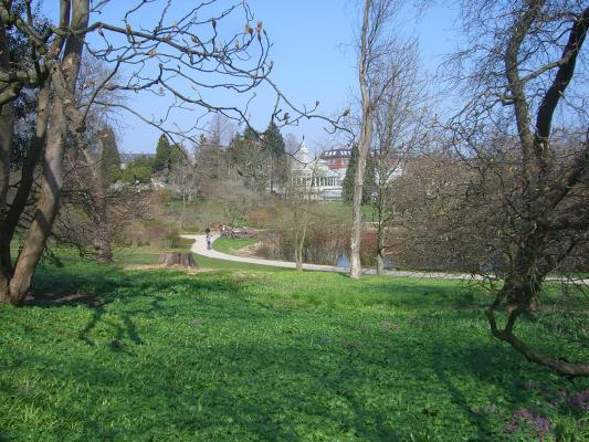 Dänemark, Kopenhagen, Botanischer Garten