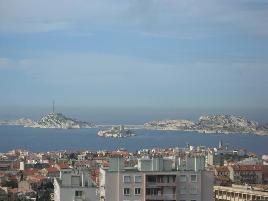 Frankreich, Iles du Frioul, Marseille, Provence