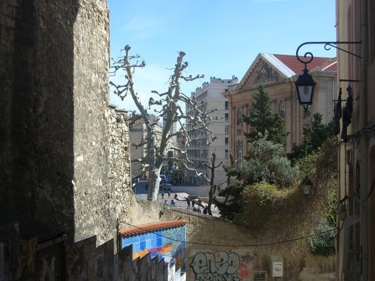 Frankreich, Marseille, Provence, Quartier du Panier